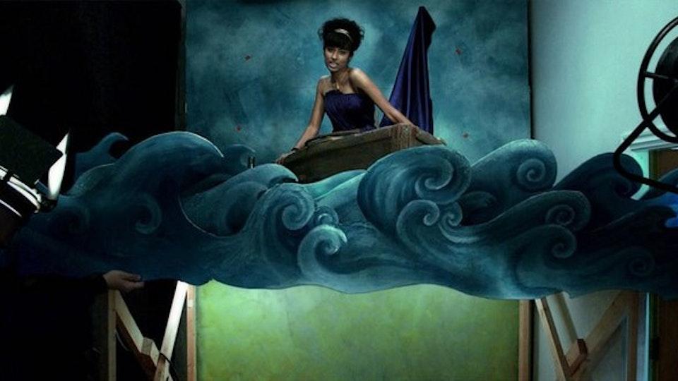 Anjulie | Boom waterWide2plate
