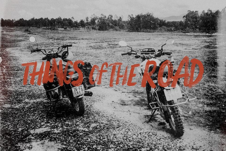 Vietnam by Dirtbike - 2013 bikes_things