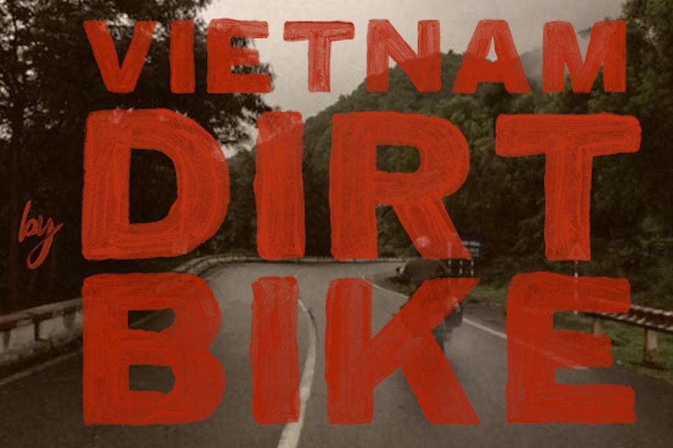 Horses & Mules - Vietnam by Dirtbike - 2013