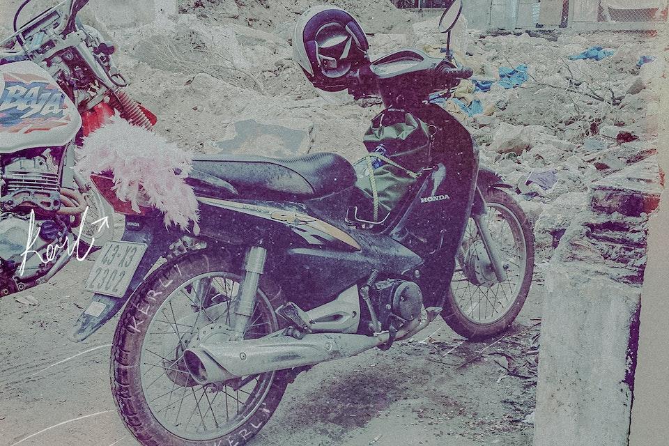 Vietnam by Dirtbike - 2013 kerlibike