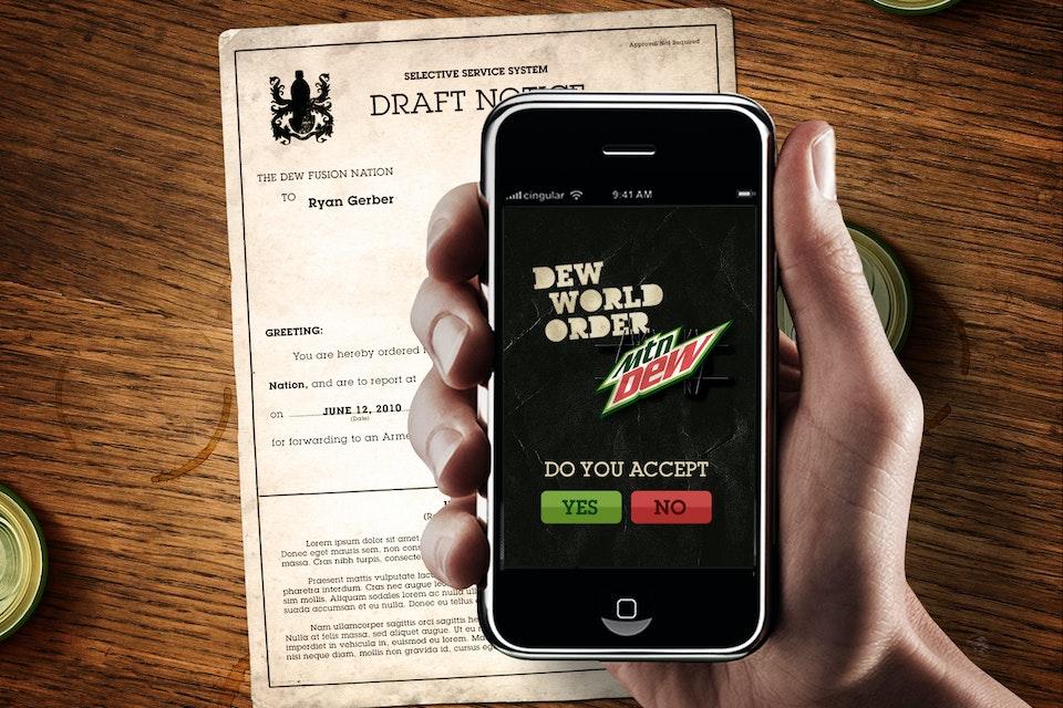 Mountain Dew - Dew World Order draft_notice