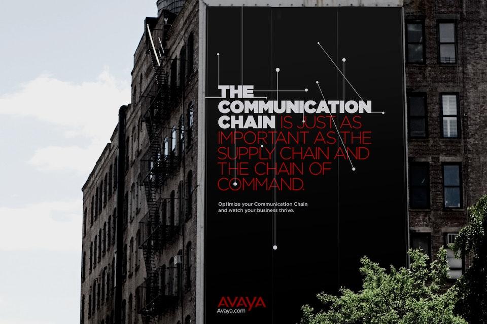 Horses & Mules - Avaya - The Communication Chain