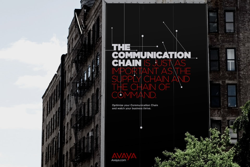 Horses & Mules - Avaya - The Communication Chain