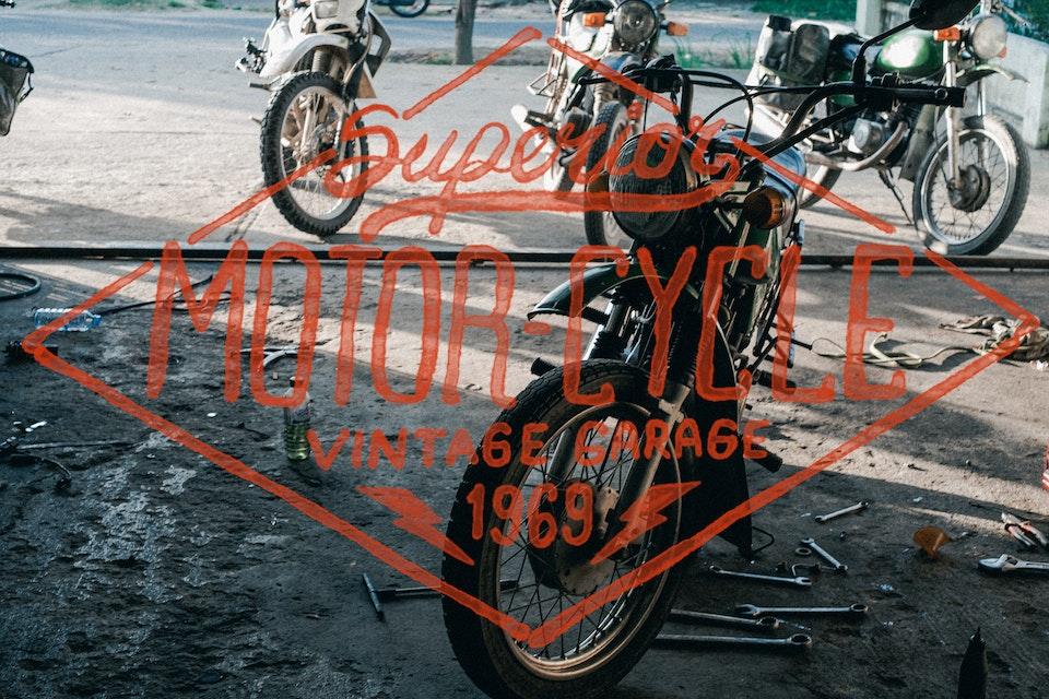 Vietnam by Dirtbike - 2013 garage1_logo