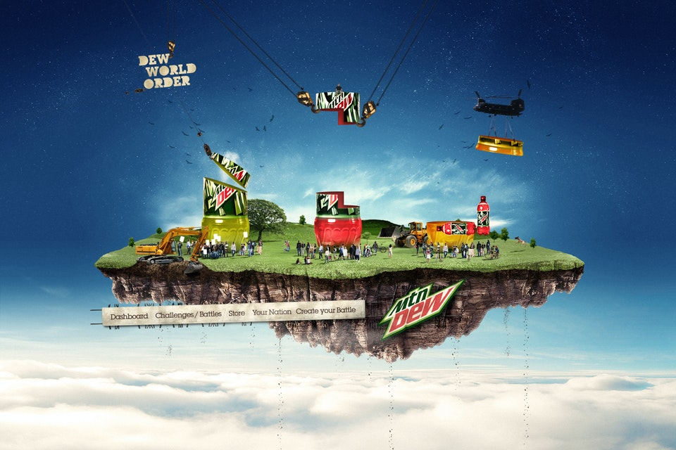 Mountain Dew - Dew World Order mtndew_landing