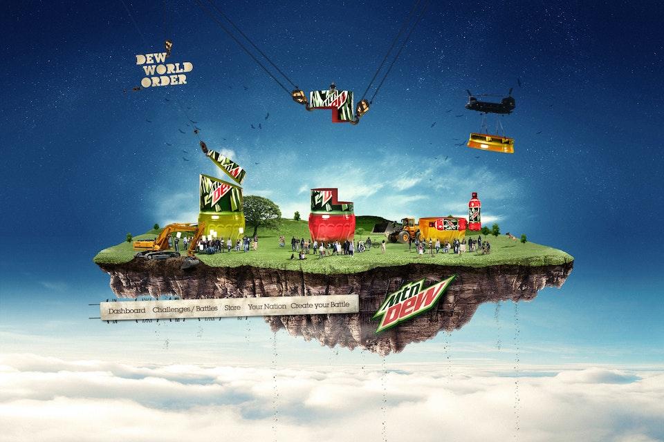 Mountain Dew - Dew World Order mtndew_landing