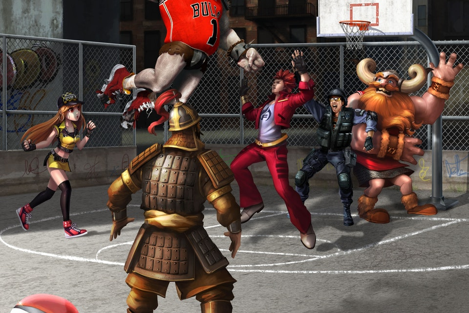 NBA2K 中国 - The Official Game of the Gaming World image