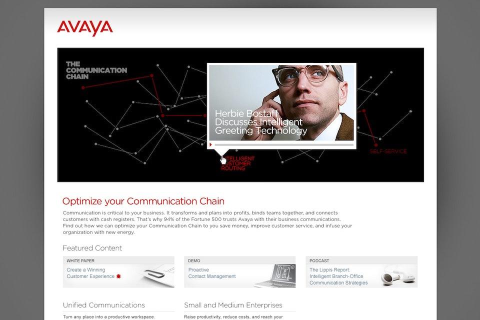 Avaya - The Communication Chain Avaya_08