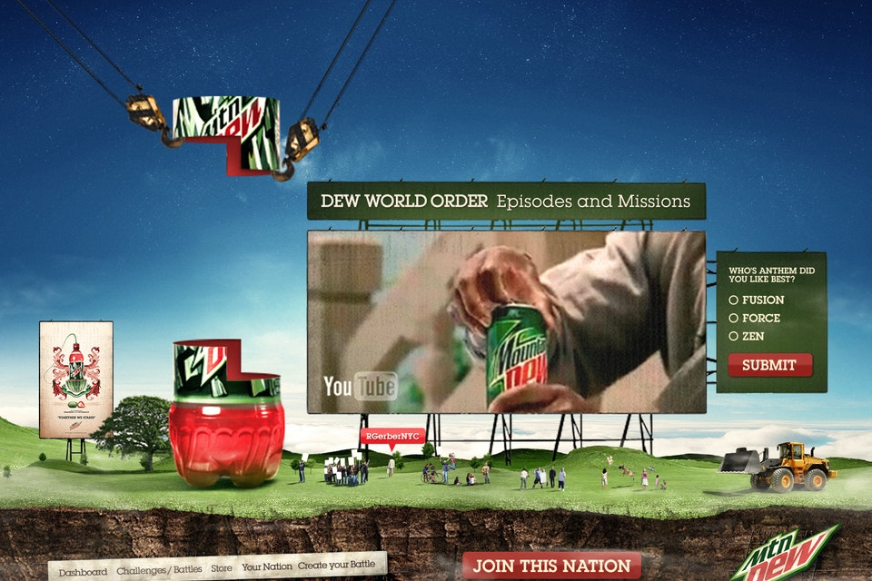 Mountain Dew - Dew World Order mtndew_closeup