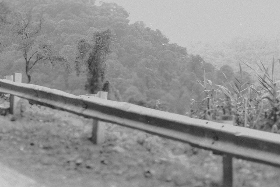 Vietnam by Dirtbike - 2013 roadside