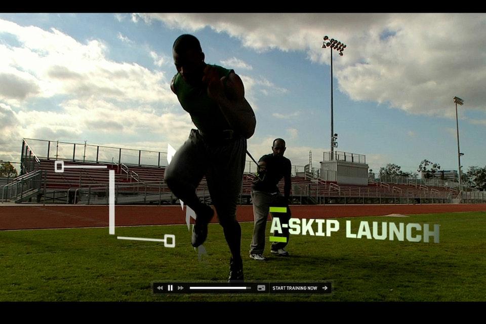 Horses & Mules - Nike SPARQ