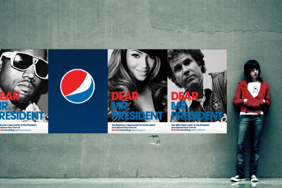 Pepsi - Dear Mr. President DMP_WP2