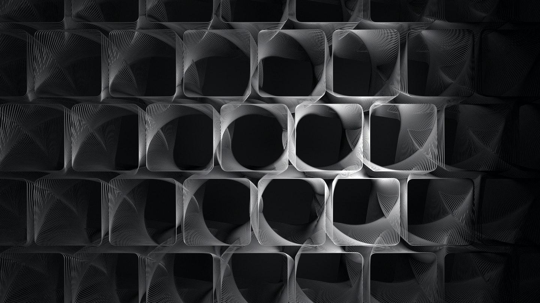 Black Pixels - 21_abstract