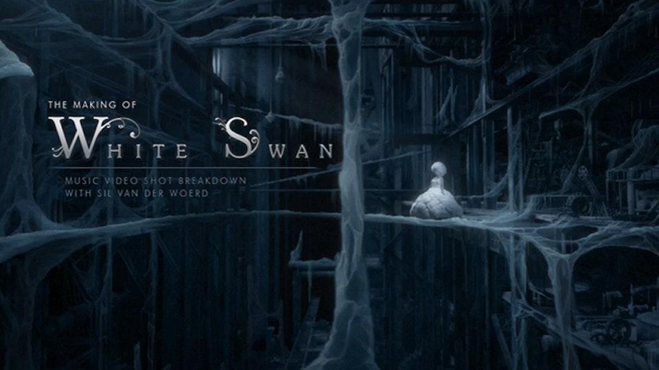 Black Pixels - White Swan