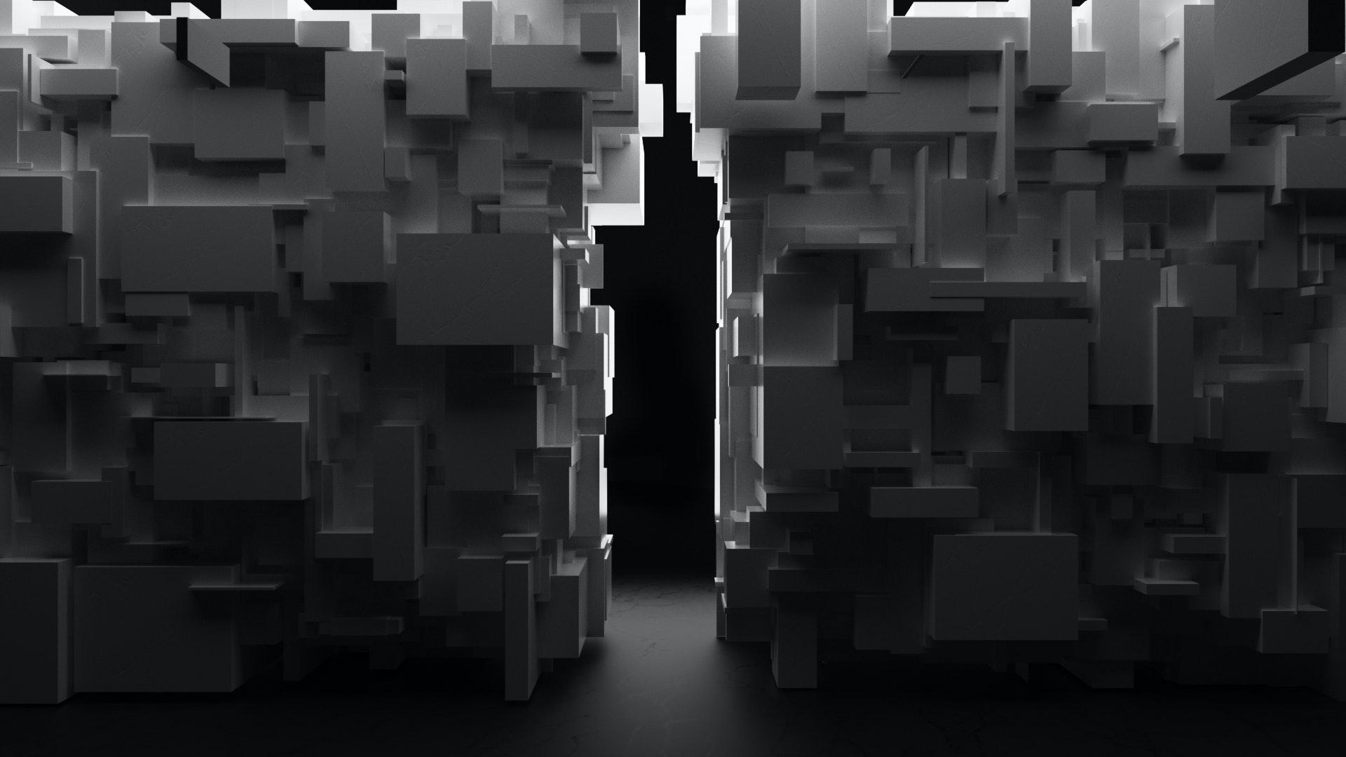 Black Pixels - 2