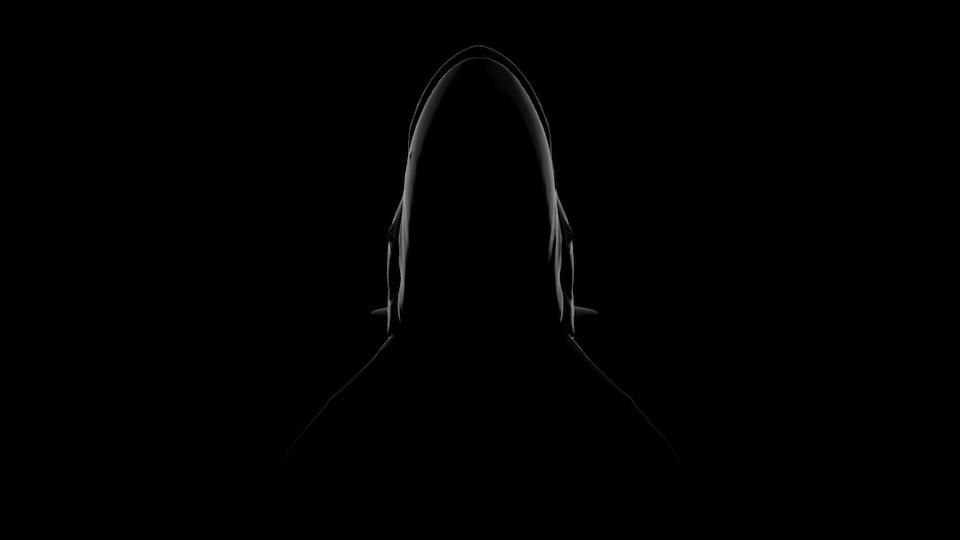 Black Pixels - Black Whale