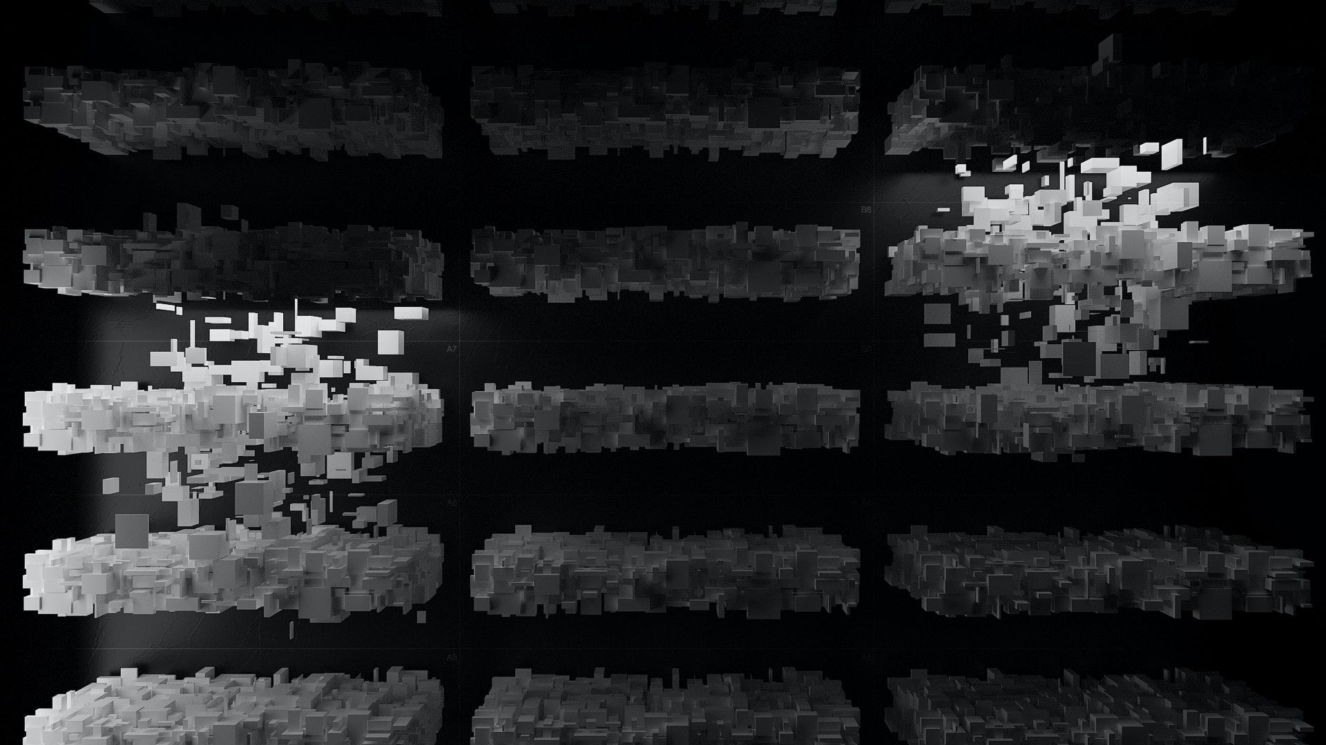 Black Pixels - 3
