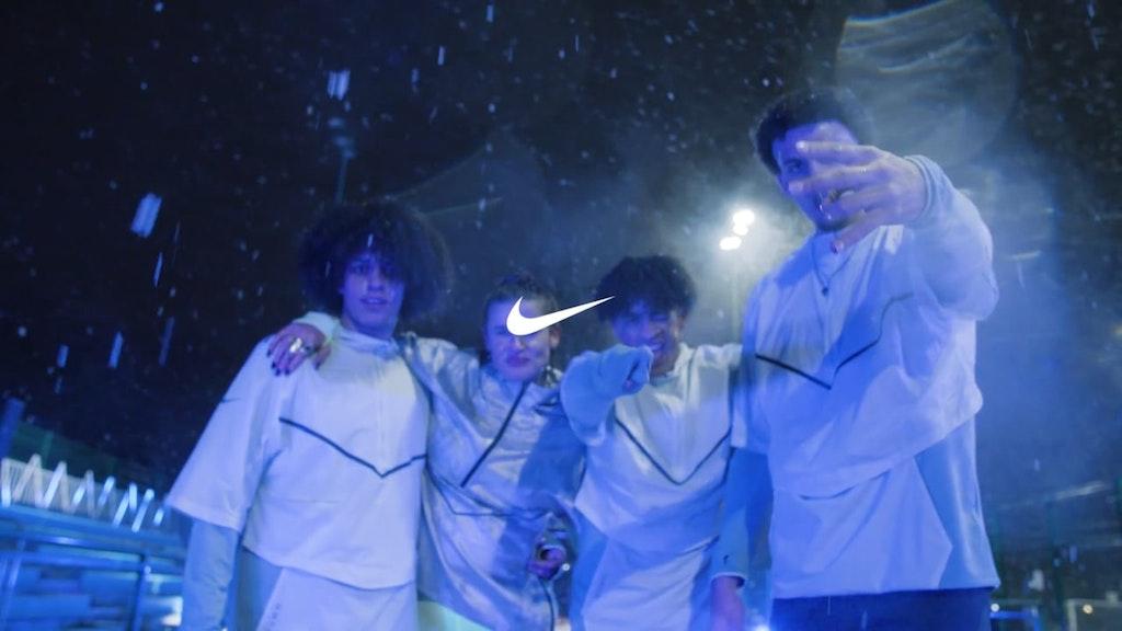 Nike - Track Mafia
