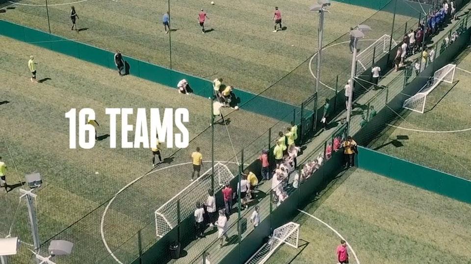 Nike - Basement Cup 2018