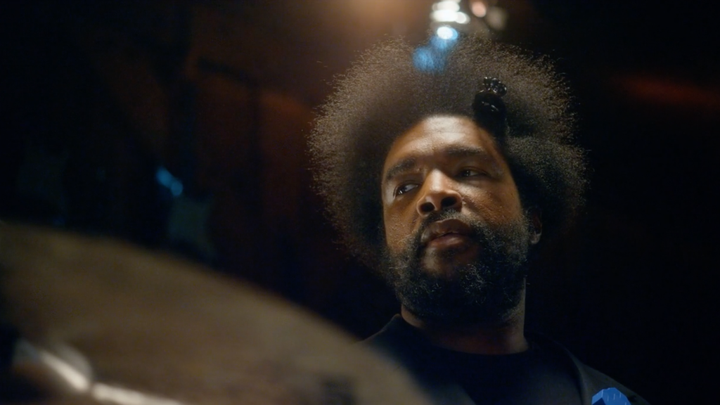 "GUITAR CENTER - Questlove ""Greatest Feeling on Earth"""