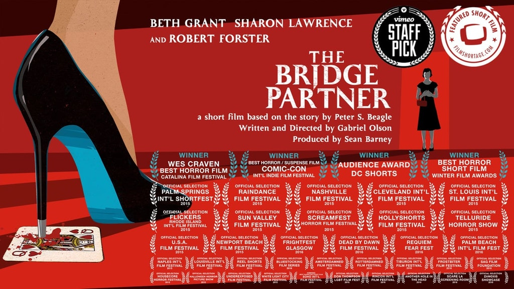 """THE BRIDGE PARTNER"" - Short Film"