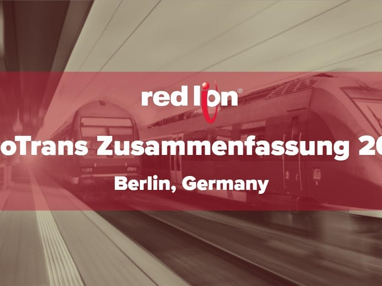 InnoTrans Recap 2018 - Deutsch