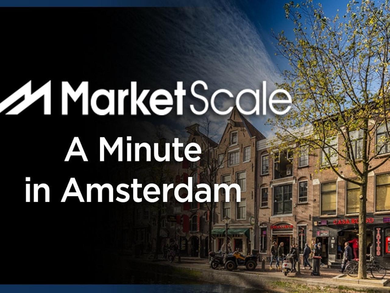 A Minute in Amsterdam