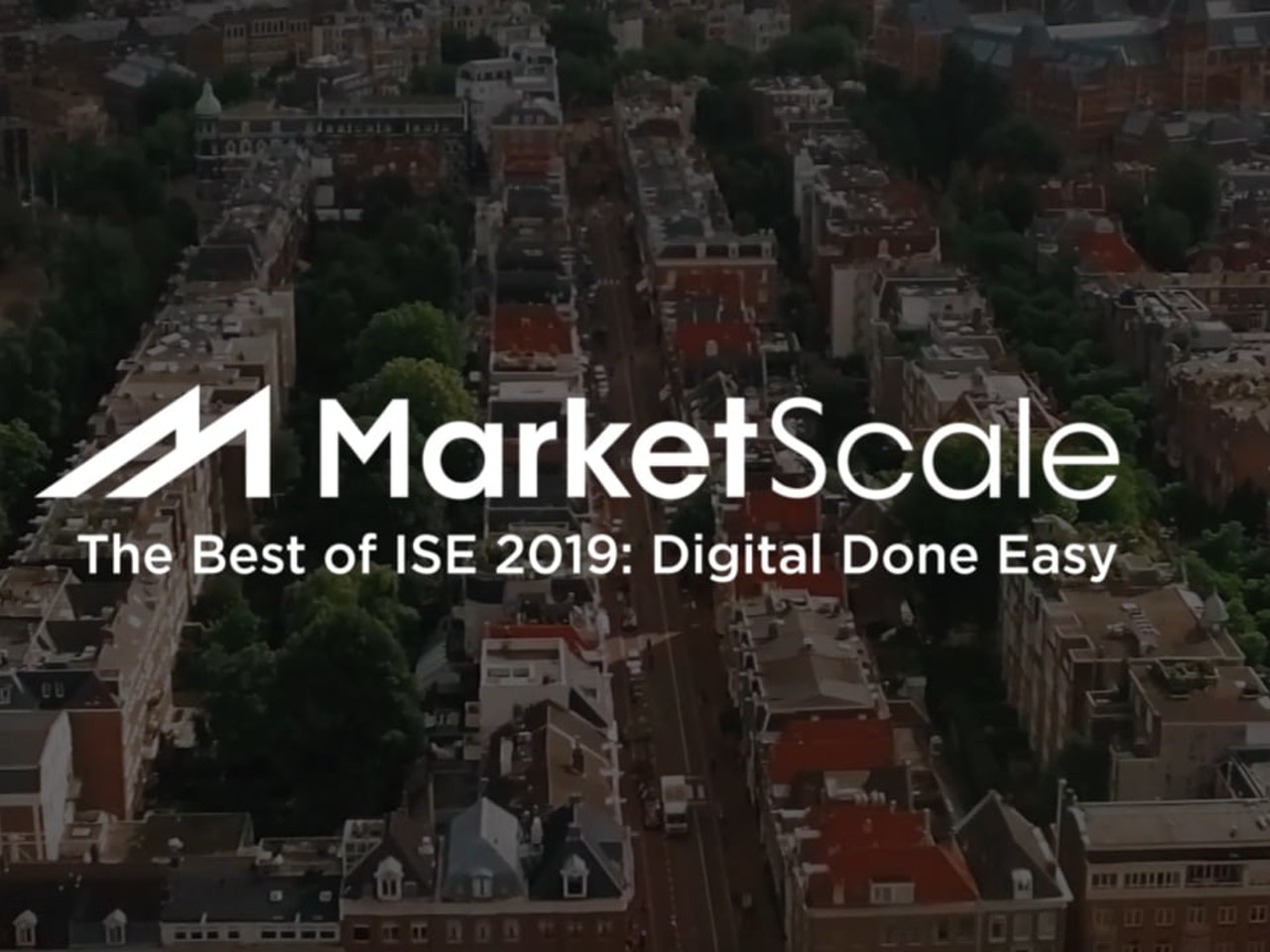 The Best of ISE 2019: Digital Done Easy
