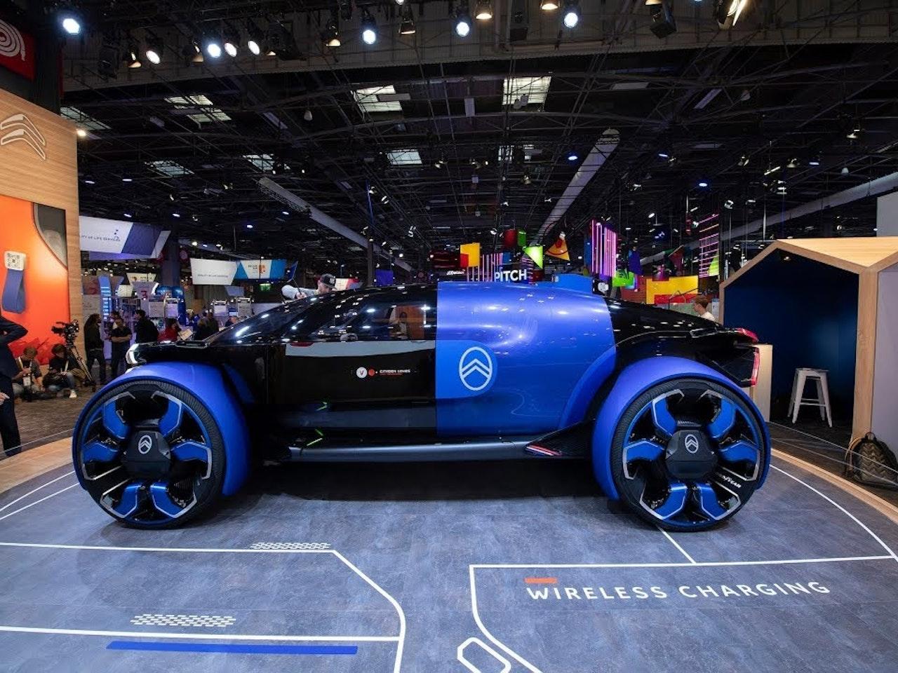 Citroën à Vivatech 2019