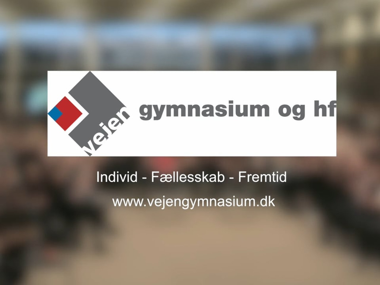 Profilfilm - Vejen Gymnasium