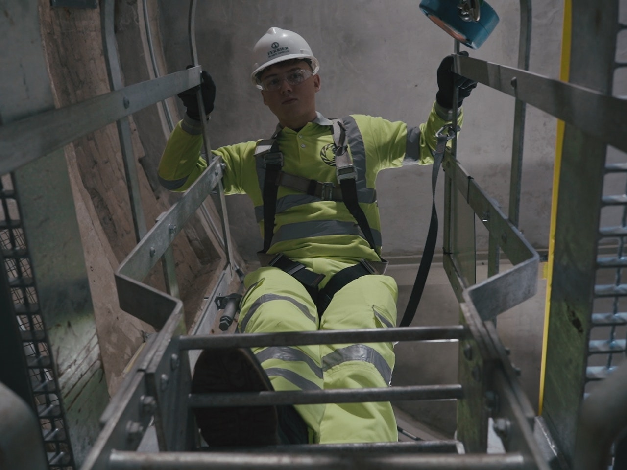 New Work: 'Ferrier Pumps' - Corporate Health & Safety Video