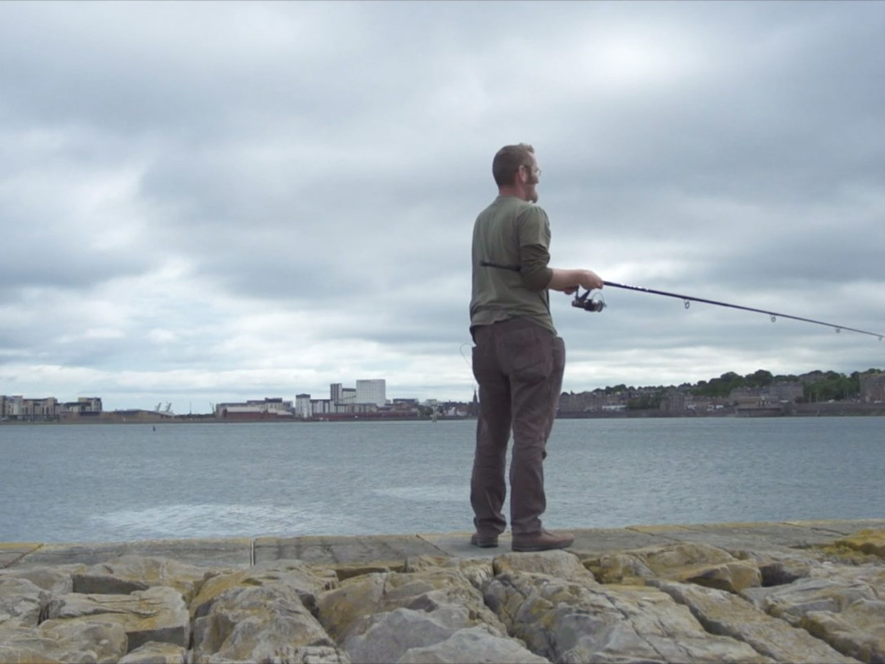 New Work: Camera Op - The Edinburgh Shoreline Project