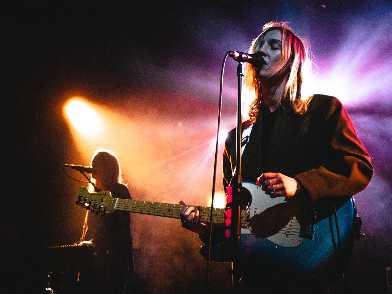New Work: Music Photography - Japanese House Live for DIY Mag