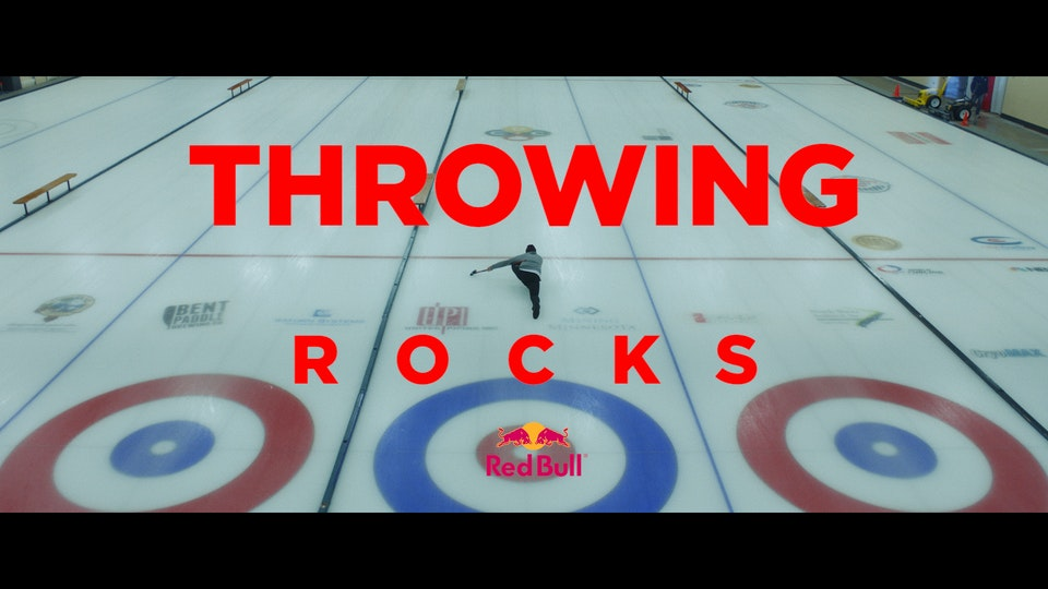 RED BULL // THROWING ROCKS