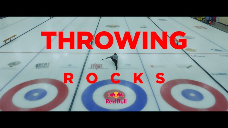 RED BULL // THROWING ROCKS