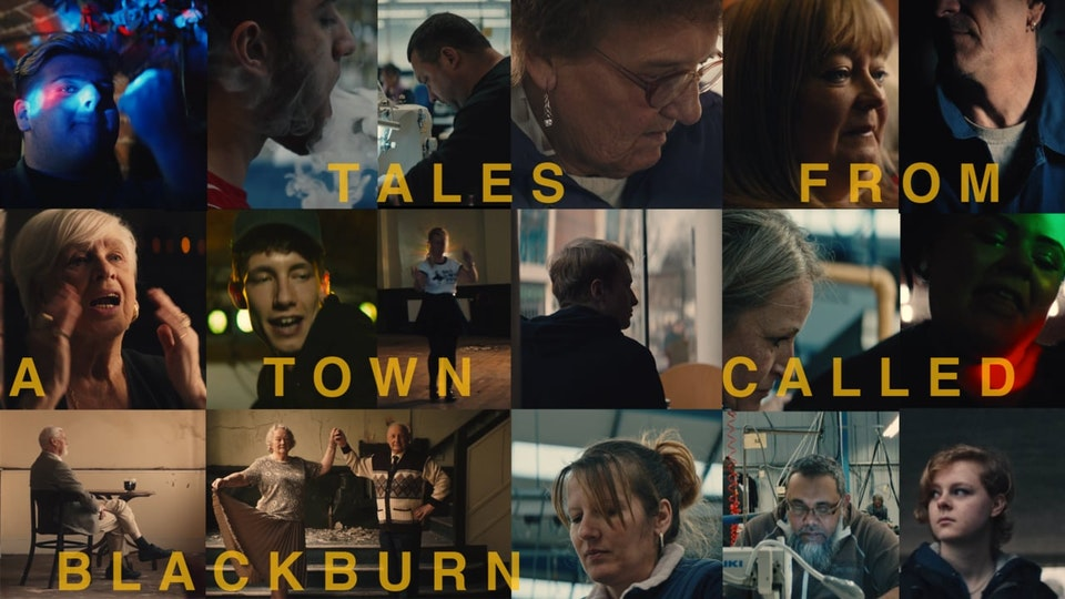 TALES FROM A TOWN CALLED BLACKBURN