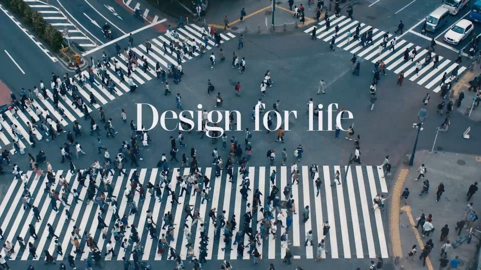 BRAUN // DESIGN FOR LIFE