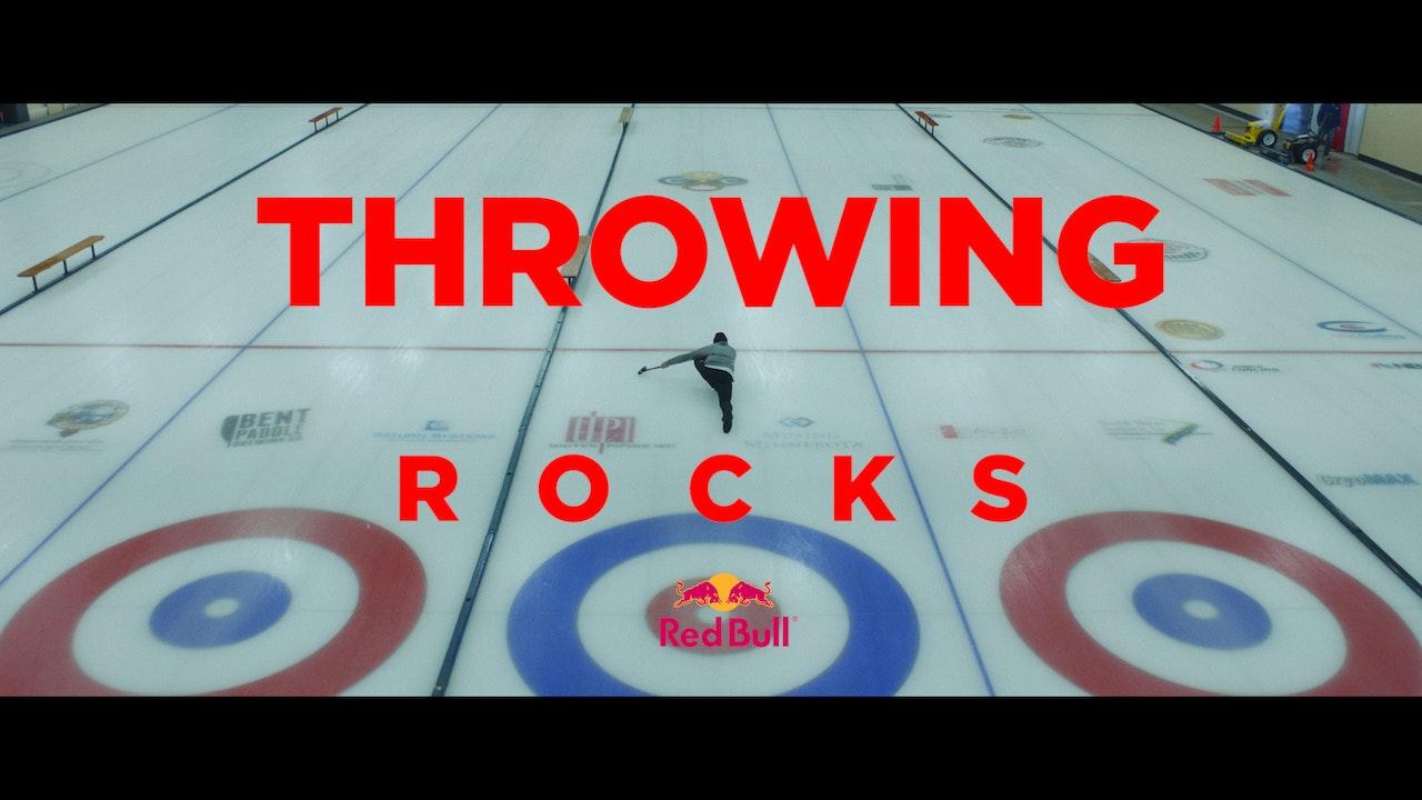 RED BULL // THROWING ROCKS -