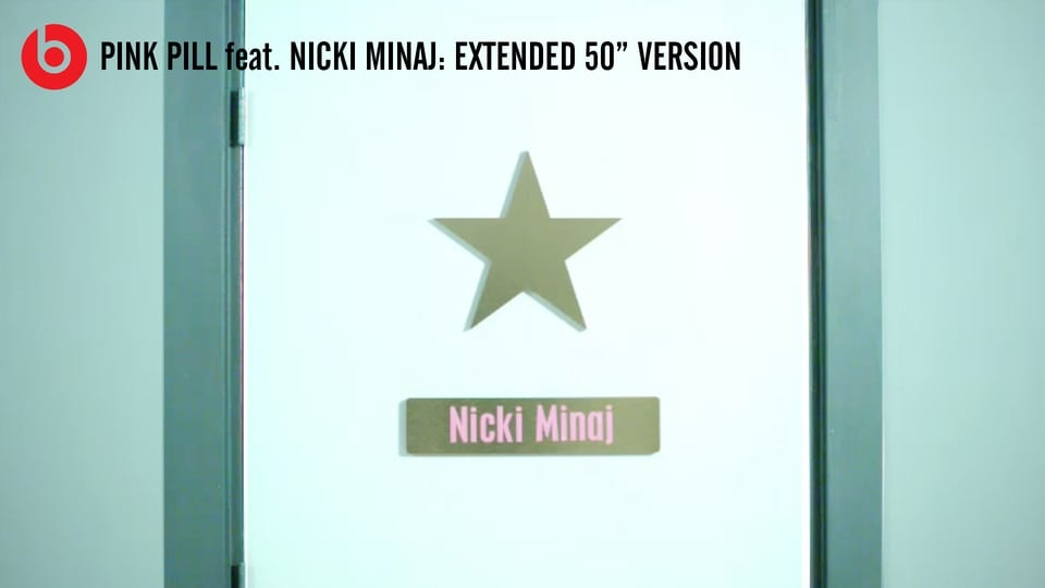PINK PILL feat. NICKI MINAJ