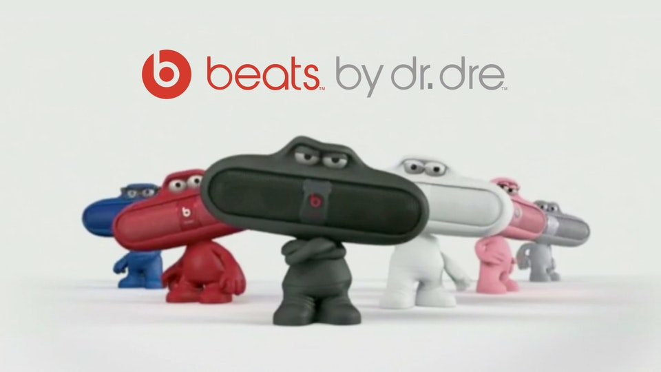 """BEATS by DR. DRE: """"THE PILLS"""""""