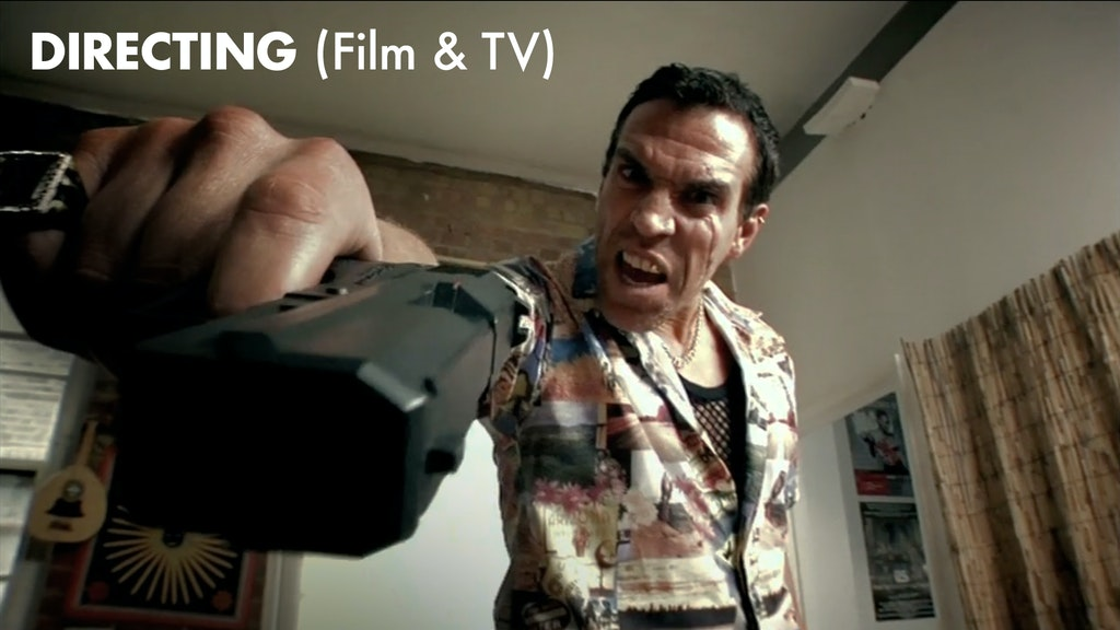 DIRECTING (Film & TV)