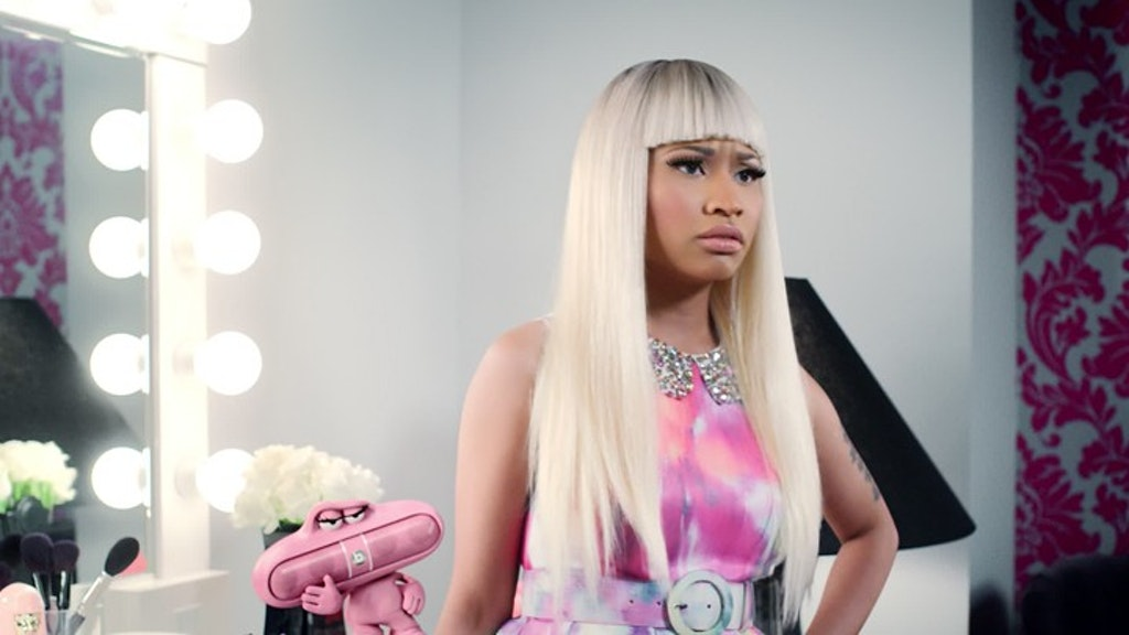 BEATS BY DR. DRE feat. NICKI MINAJ