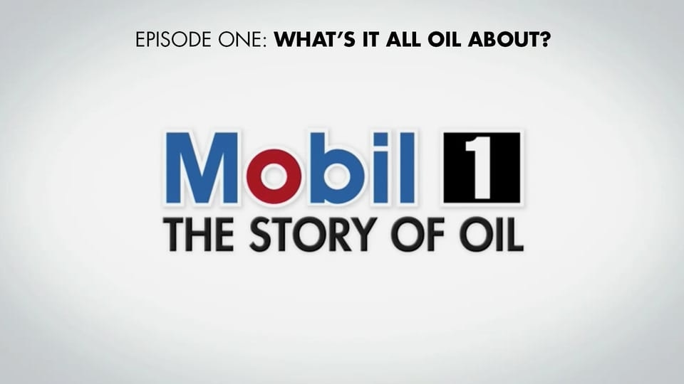 THE STORY OF OIL