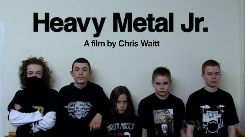 HEAVY METAL JR.