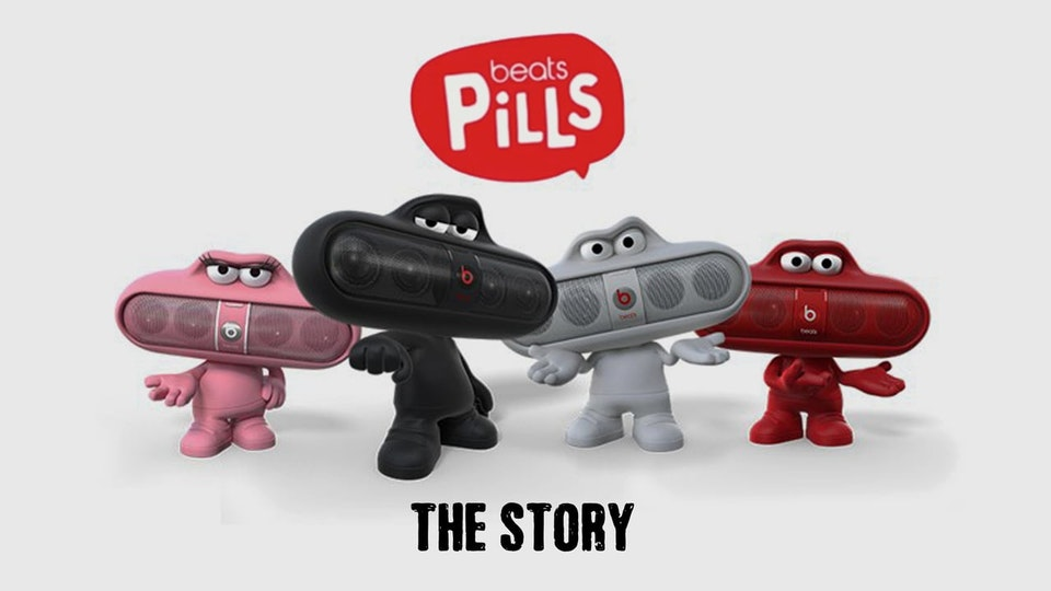 "BEATS by DR. DRE: ""THE PILLS"""