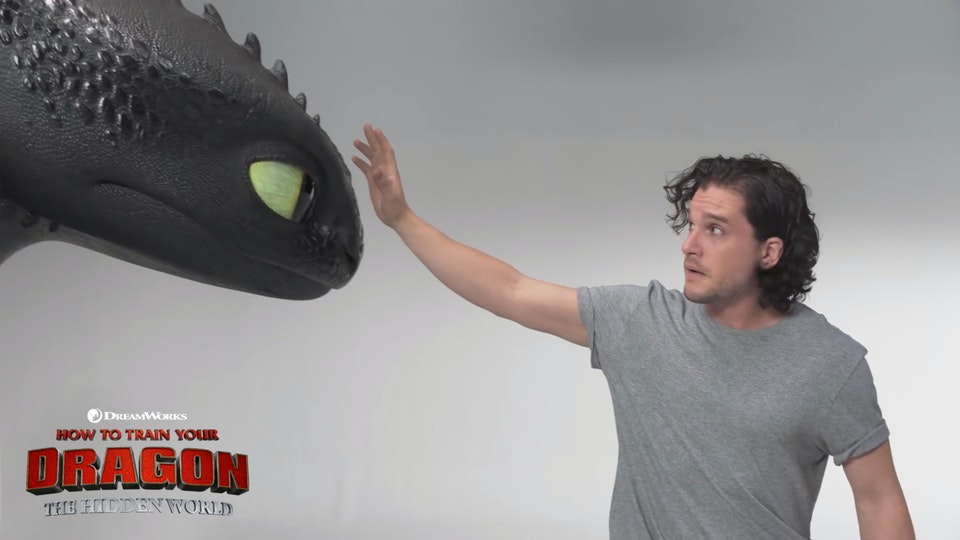 KIT HARINGTON'S LOST AUDITION