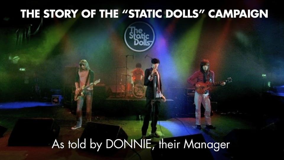 THE STATIC DOLLS