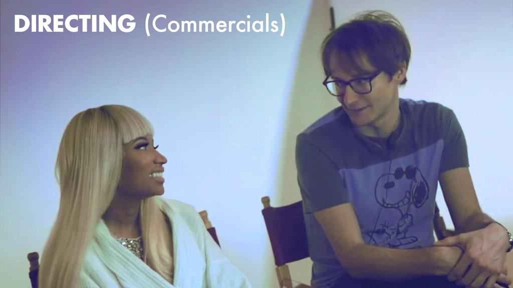 DIRECTING (Commercials)
