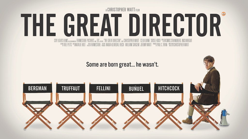 THE GREAT DIRECTOR