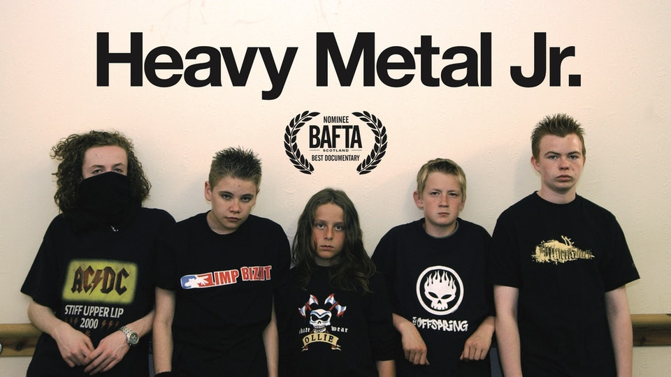 HEAVY METAL JR.